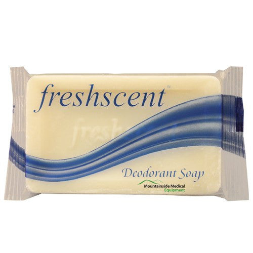 50 Bars Freshscent Antibacterial Soap Bars, Individually Wrapped