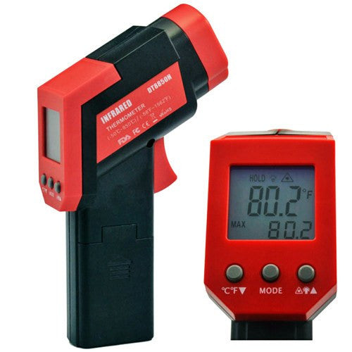 Digital Dual Laser Infrared Thermometer
