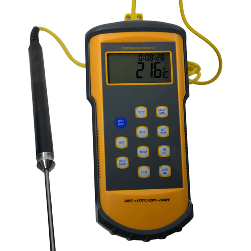 Thermco Digital K-Probe Thermocouple Thermometer