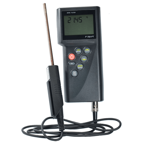 Thermco Handheld Pt100 Digital Thermometer