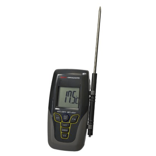 Thermco NIST Digital Pocket Thermometer with Probe