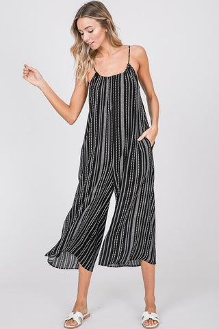 Brienne Jumpsuit - Amber Moon