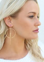 DM or Email to PREORDER ~ Gemini Earrings | Jessica Matrasko Jewelry - Amber Moon