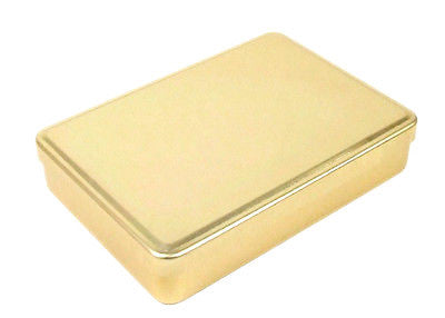 Nickel Plated Yellow Aluminum Korean Lunch Box with Lid 양은 도시락, Aluminum - eKitchenary