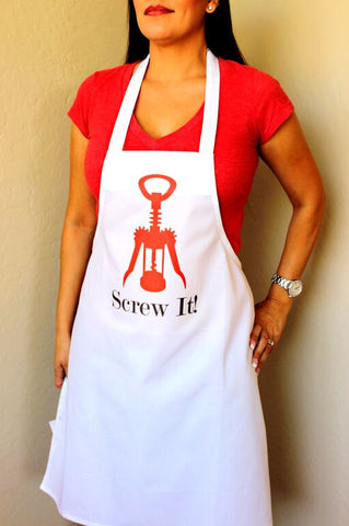 Screw It Apron