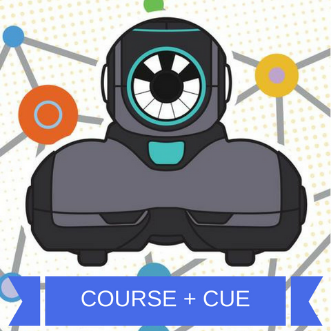 PD Bundle: Introduction to Coding and Robotics with Cue