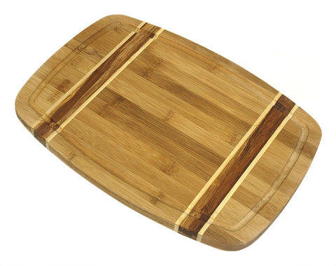 Simply Bamboo 14 X 10 Kona Cutting Board