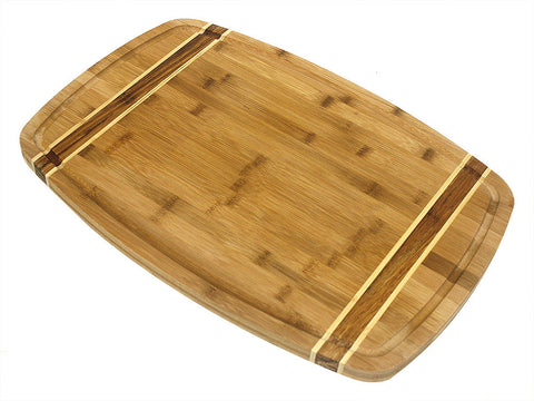 Simply Bamboo 14 x 20 Kona Cutting Board