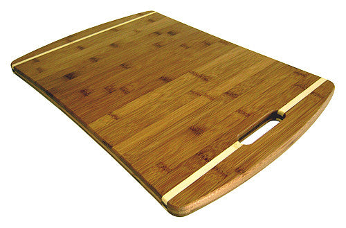 Simply Bamboo 20 X 14 Malibu Bamboo Cutting Board