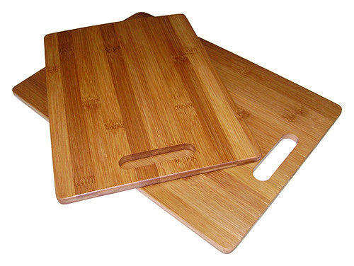 2 Piece Valencia Bamboo Board Set by Simply Bamboo