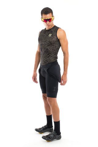 Mesh Base Layer - Black