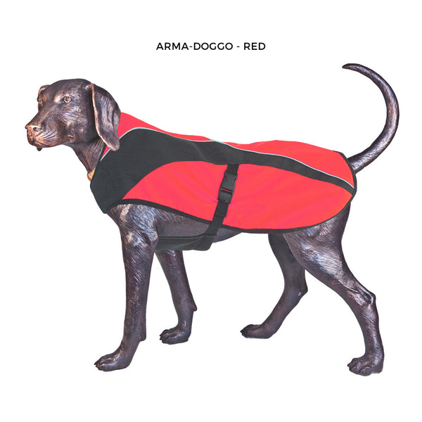 Arma-Doggo - Warm and Durable Weatherproof Coat