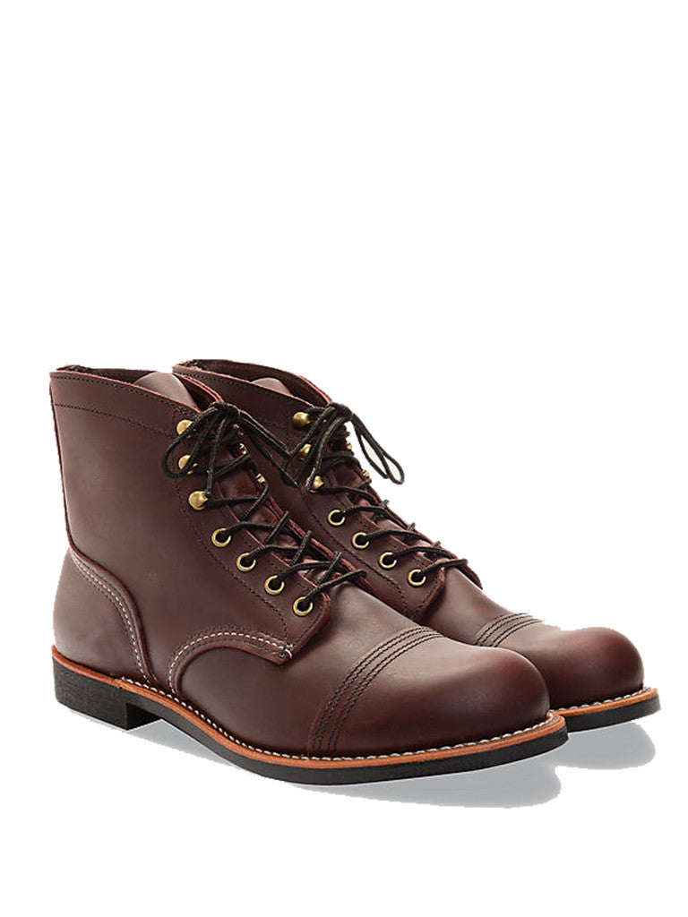 Redwing 8119 Iron Boot in Oxblood