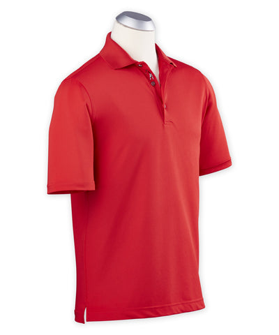 Bobby Jones X-H2O Performance Poly Solid Pique Polo