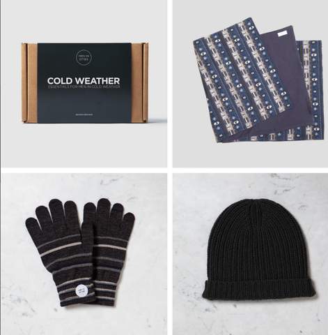 Essentials for Men in Cold Weather Kit