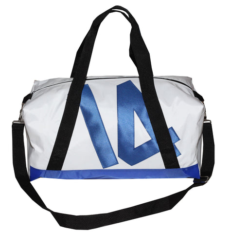 Two-Tone Sailcloth Duffle