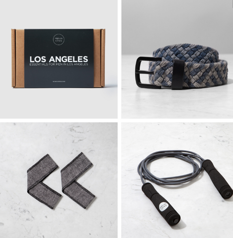 Essentials for Men in Los Angeles Kit