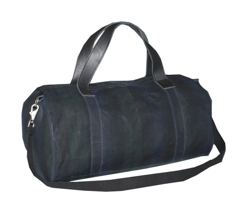 Outback Wax Duffle - Plaid