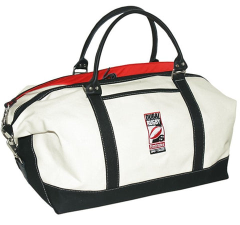 Canvas Nautical Duffle