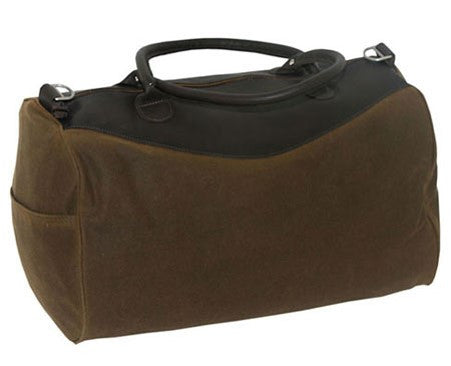 Sundance Duffle - Waxed Canvas