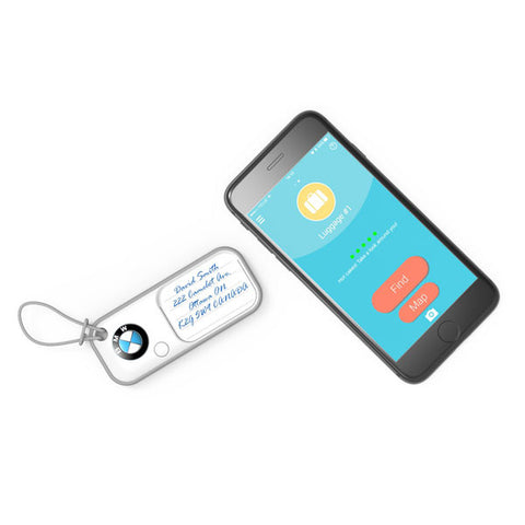 Tracker + Luggage Tag
