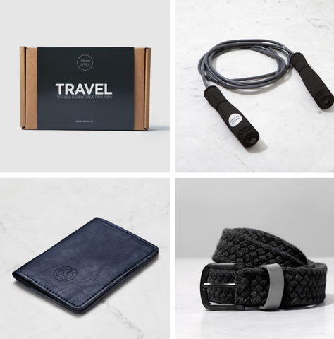 Essentials for Men Who Travel