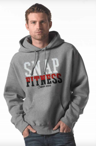 Pro-Weave Hooded Pullover Sweatshirt