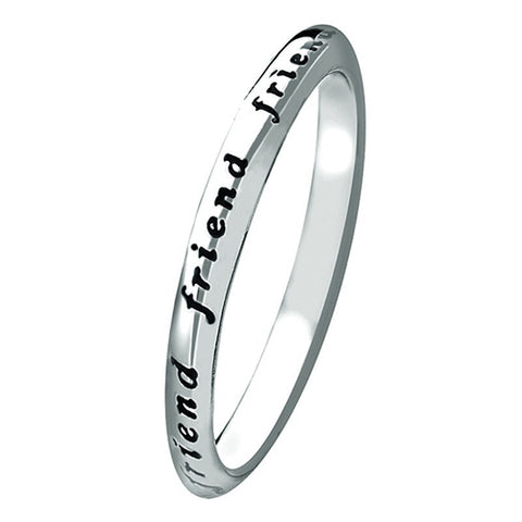 Virtue London Ring - 'Friend'