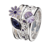 Virtue London Ring - 'Dreams Come True' from the Rings collection at Argenteus Jewellery