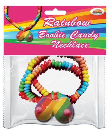 Rainbow Boobie Candy