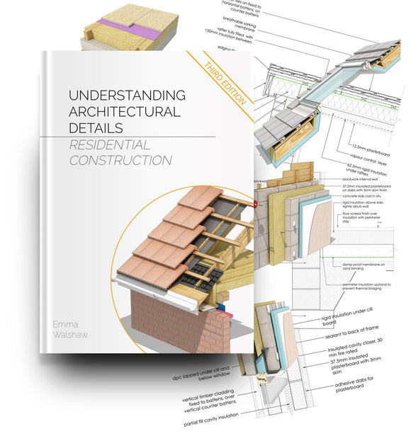 Understanding Architectural Details - Residential (3rd Ed) - Bundle 3