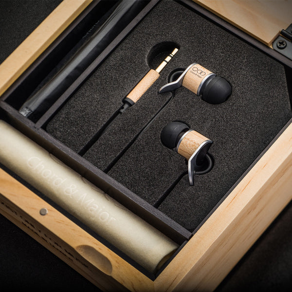 Major 6'13 Ballad Tonal Earphones
