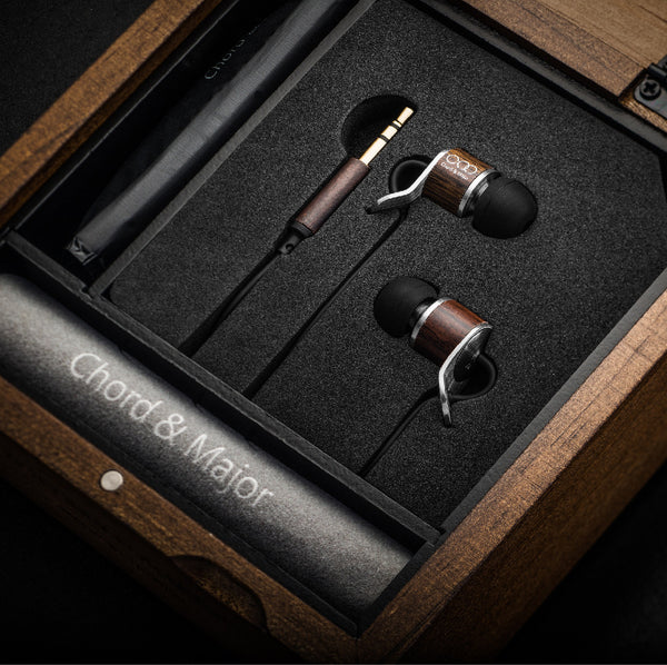 Major 7'13 Jazz Tonal Earphones