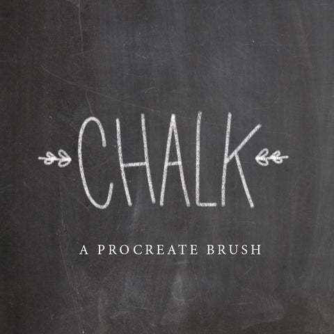 Chalk Brush - PrintableHaven