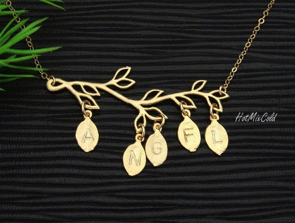 Family Branch Necklace