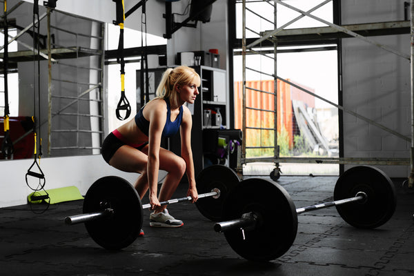 3 Cues For A Better Barbell Deadlift