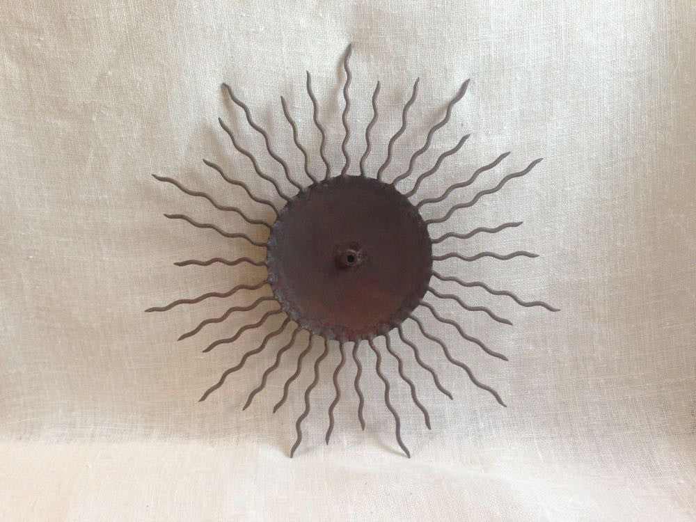 Indoor/Outdoor Sun Plaque