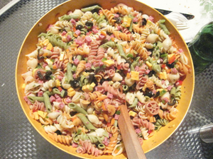 The Only Pasta Salad Recipe You'll Need This Summer! (No joke!)