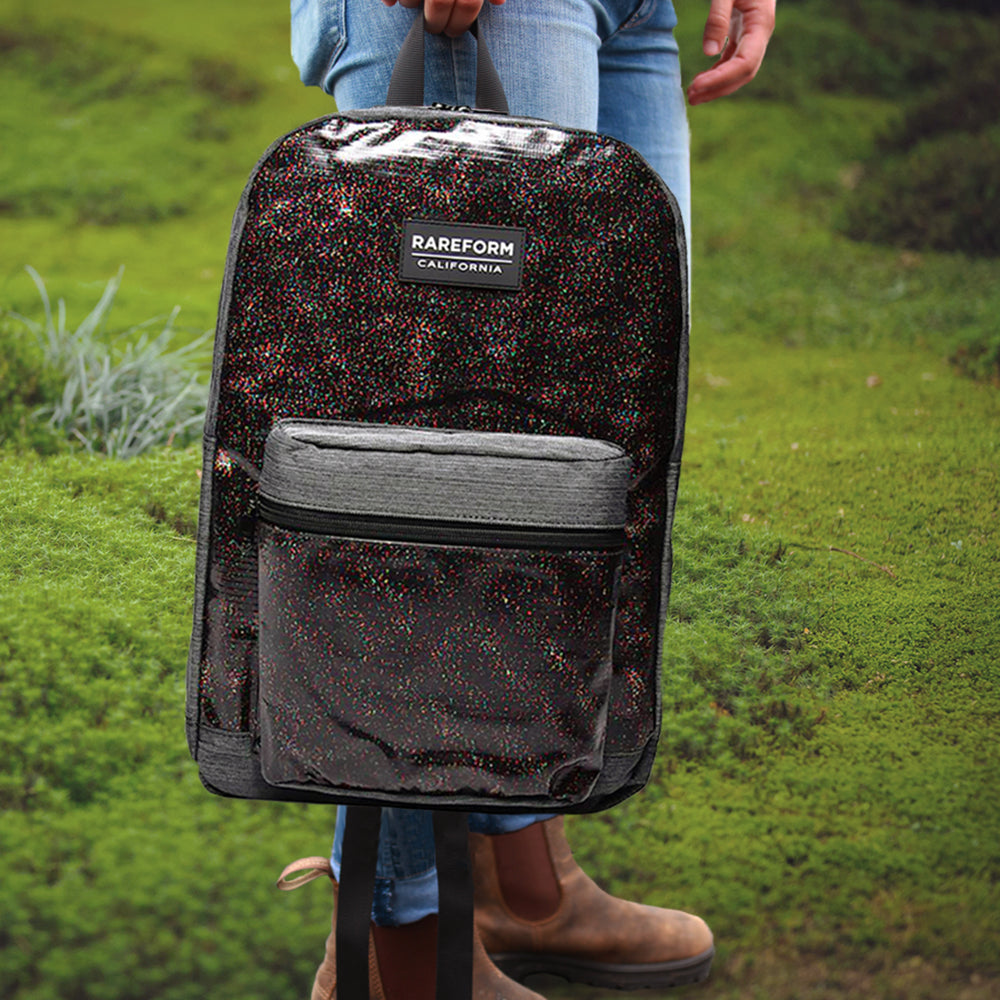 Billboard Ace Backpack | Upcycled, Recycled, Repurposed, Reimagined | Changing Tides