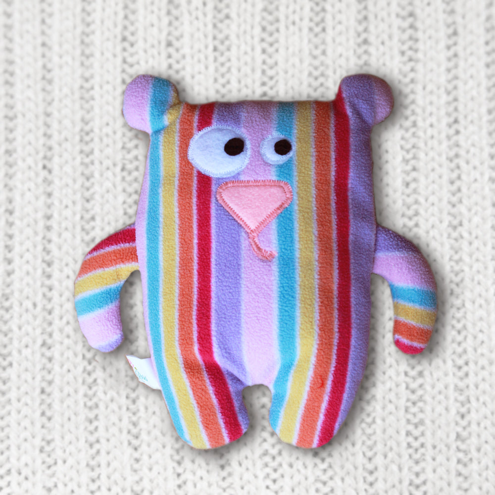 Sweater Bear | Upcycled, Recycled, Repurposed, Reimagined | Changing Tides