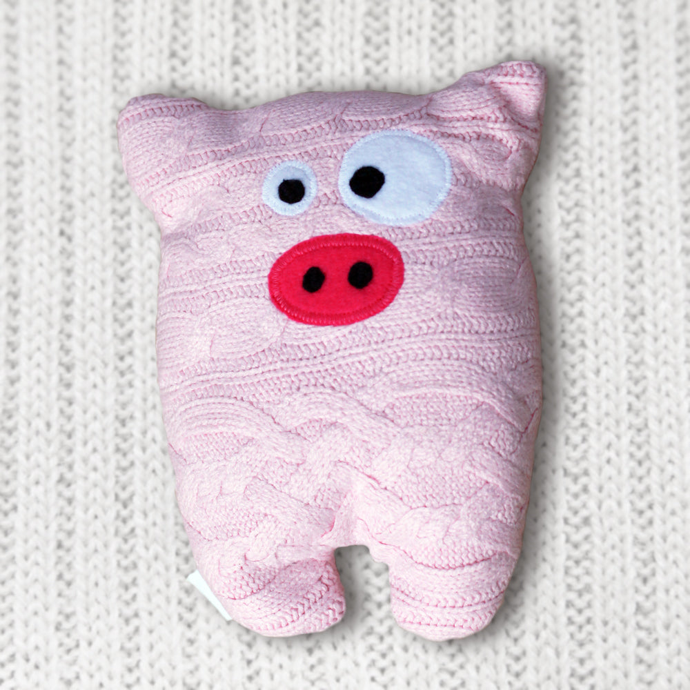 Sweater Pig | Upcycled, Recycled, Repurposed, Reimagined | Changing Tides