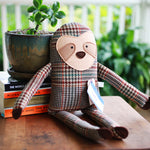 Upcycled Plush Sloth | Upcycled, Recycled, Repurposed, Reimagined | Changing Tides