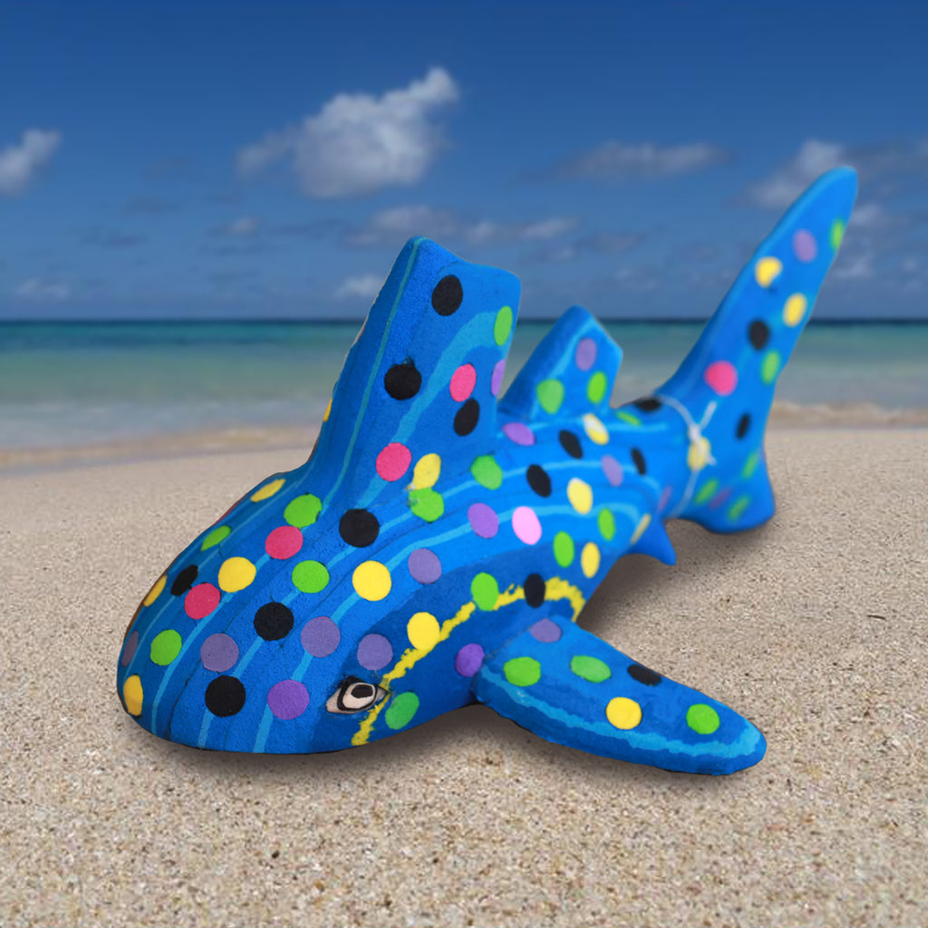 Flip-Flop Whale Shark | Upcycled, Recycled, Repurposed, Reimagined | Changing Tides