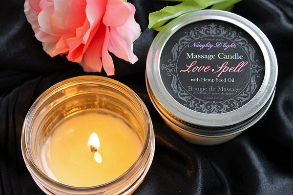 Sensual Massage Candle - Northerndlights
