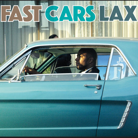 FAST CARS album 'LAX'  MR 30