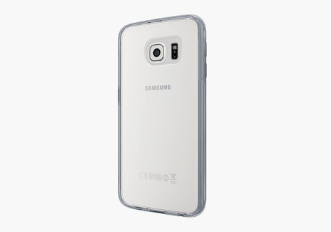 Samsung Galaxy S6 Edge Case in Grey Trim