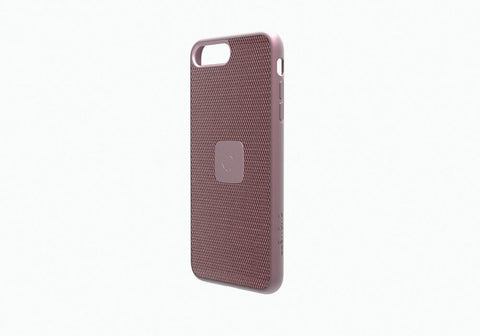 iPhone 8 & 7 Slim Case with Carbon Fibre in Rose Gold