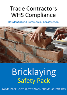 Bricklayers Safety Pack - Construction Safety Wise