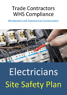 Site Safety Plan - Electricians - Construction Safety Wise