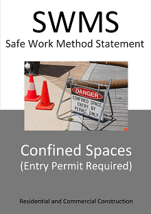 Confined Spaces SWMS - Construction Safety Wise